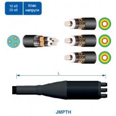 Перехідна ТУ муфта JMPTH для з'єднання 1-3/3-1, полімерна ізоляція.