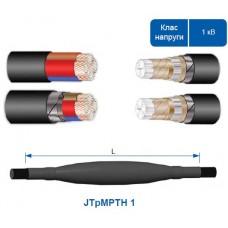 Перехідна ТУ муфта JTpMPTH 1 для з'єднання 1-4/1-3, полімерна/паперова ізоляція.