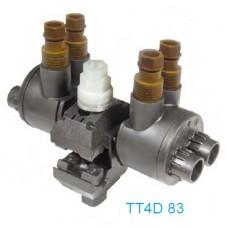 TT...D 83 Відгалужувальні проколюючі затискачі з автономним підключенням проводів відгалужень